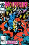Cover for Wolverine (Marvel, 1988 series) #7 [Direct]