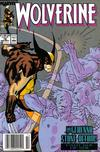 Cover for Wolverine (Marvel, 1988 series) #16 [Newsstand]