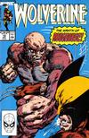 Cover for Wolverine (Marvel, 1988 series) #18 [Direct]