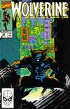Cover for Wolverine (Marvel, 1988 series) #24 [Direct]