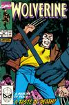 Cover for Wolverine (Marvel, 1988 series) #26 [Direct]