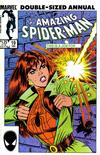 Cover for The Amazing Spider-Man Annual (Marvel, 1964 series) #19 [Direct]
