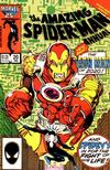 Cover for The Amazing Spider-Man Annual (Marvel, 1964 series) #20 [Direct]