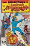 Cover Thumbnail for The Amazing Spider-Man Annual (1964 series) #22 [Direct Edition]