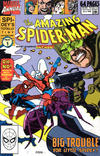Cover for The Amazing Spider-Man Annual (Marvel, 1964 series) #24 [Direct]