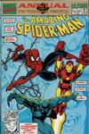 Cover for The Amazing Spider-Man Annual (Marvel, 1964 series) #25 [Direct]
