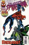 Cover for The Amazing Spider-Man (Marvel, 1963 series) #412 [Direct Edition]