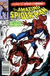 Cover for The Amazing Spider-Man (Marvel, 1963 series) #361 [Newsstand]