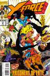 Cover for X-Force (Marvel, 1991 series) #24 [Direct Edition]