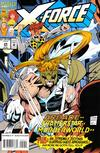Cover for X-Force (Marvel, 1991 series) #29 [Direct Edition]