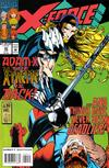 Cover for X-Force (Marvel, 1991 series) #30 [Direct Edition]