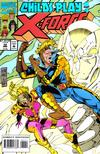Cover for X-Force (Marvel, 1991 series) #32 [Direct Edition]