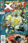 Cover Thumbnail for X-Force (1991 series) #33 [Newsstand]