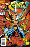 Cover Thumbnail for X-Force (1991 series) #36 [Newsstand]