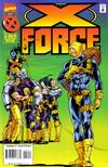 Cover for X-Force (Marvel, 1991 series) #44 [Direct Edition]