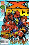Cover for X-Force (Marvel, 1991 series) #47 [Direct Edition]