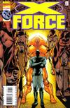 Cover for X-Force (Marvel, 1991 series) #49 [Direct Edition]
