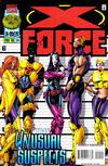 Cover for X-Force (Marvel, 1991 series) #54 [Direct Edition]