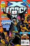 Cover for X-Force (Marvel, 1991 series) #57 [Direct Edition]
