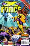 Cover for X-Force (Marvel, 1991 series) #58 [Direct Edition]