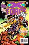 Cover for X-Force (Marvel, 1991 series) #59 [Direct Edition]