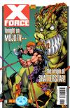 Cover for X-Force (Marvel, 1991 series) #60 [Direct Edition]