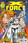 Cover for X-Force (Marvel, 1991 series) #61 [Direct Edition]