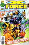 Cover for X-Force (Marvel, 1991 series) #66 [Direct Edition]