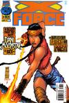 Cover for X-Force (Marvel, 1991 series) #67 [Direct Edition]