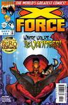 Cover for X-Force (Marvel, 1991 series) #69 [Direct Edition]