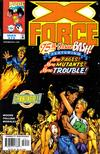 Cover for X-Force (Marvel, 1991 series) #75 [Direct Edition]