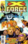Cover for X-Force (Marvel, 1991 series) #84 [Direct Edition]