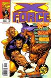 Cover for X-Force (Marvel, 1991 series) #90 [Direct Edition]