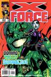 Cover for X-Force (Marvel, 1991 series) #92 [Direct Edition]