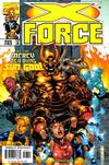 Cover for X-Force (Marvel, 1991 series) #93 [Direct Edition]