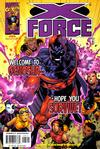 Cover for X-Force (Marvel, 1991 series) #95 [Direct Edition]