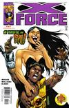 Cover for X-Force (Marvel, 1991 series) #97 [Direct Edition]