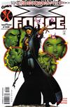 Cover for X-Force (Marvel, 1991 series) #109