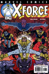 Cover for X-Force (Marvel, 1991 series) #116 [Direct Edition]