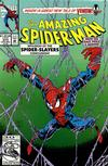 Cover for The Amazing Spider-Man (Marvel, 1963 series) #373 [Direct Edition]