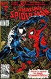Cover for The Amazing Spider-Man (Marvel, 1963 series) #375 [Direct]