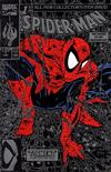 Cover Thumbnail for Spider-Man (1990 series) #1 [Regular Silver Edition]