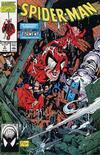 Cover for Spider-Man (Marvel, 1990 series) #5 [Direct]