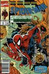 Cover for Spider-Man (Marvel, 1990 series) #6 [Newsstand]