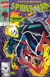 Cover for Spider-Man (Marvel, 1990 series) #7 [Direct]
