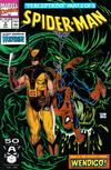 Cover for Spider-Man (Marvel, 1990 series) #9 [Direct]