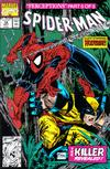Cover for Spider-Man (Marvel, 1990 series) #12 [Direct]