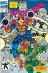 Cover for Spider-Man (Marvel, 1990 series) #20