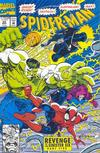 Cover for Spider-Man (Marvel, 1990 series) #22