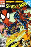 Cover for Spider-Man (Marvel, 1990 series) #24